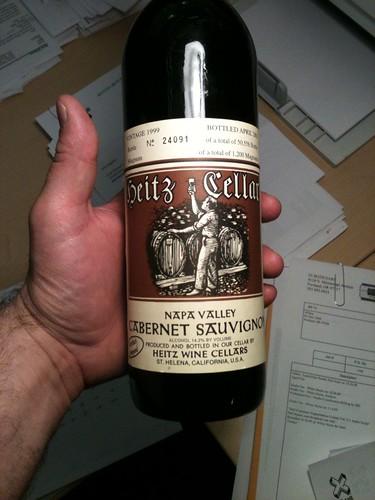 04-23-10 Cabernet Heitz Cellar
