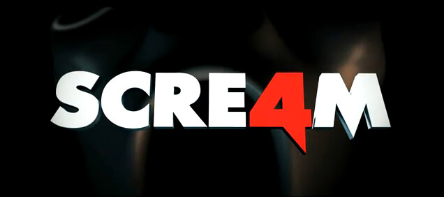 We Craven Scream 4 2011 horror film