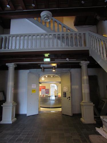 Nikolai Kunsthall entrance