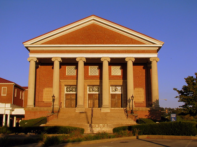 First Baptist Church - Bristol, VA