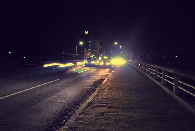 Kyoto night January 2011