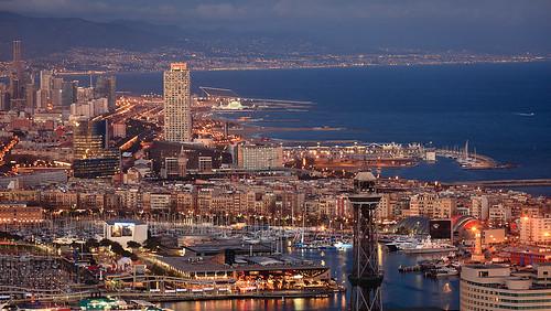 Barcelona, Espanha by pedro kok