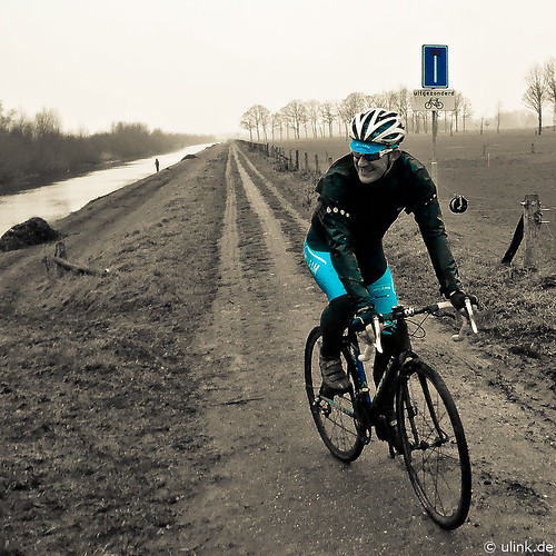Blue Cycling