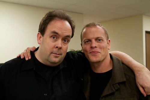 Tim Ferriss And Paul Colligan
