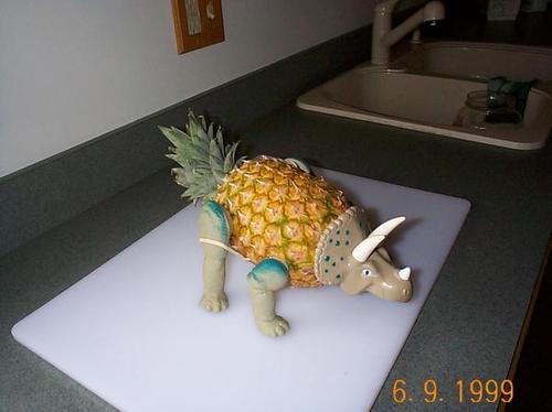 pineasaurus