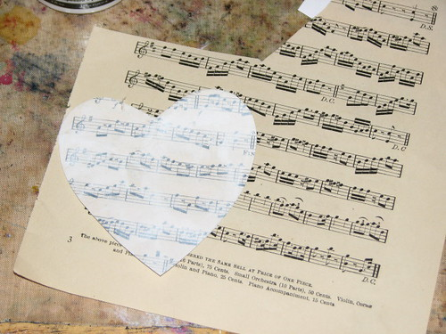 Vintage Valentine #1 - Vintage Sheet Music 008