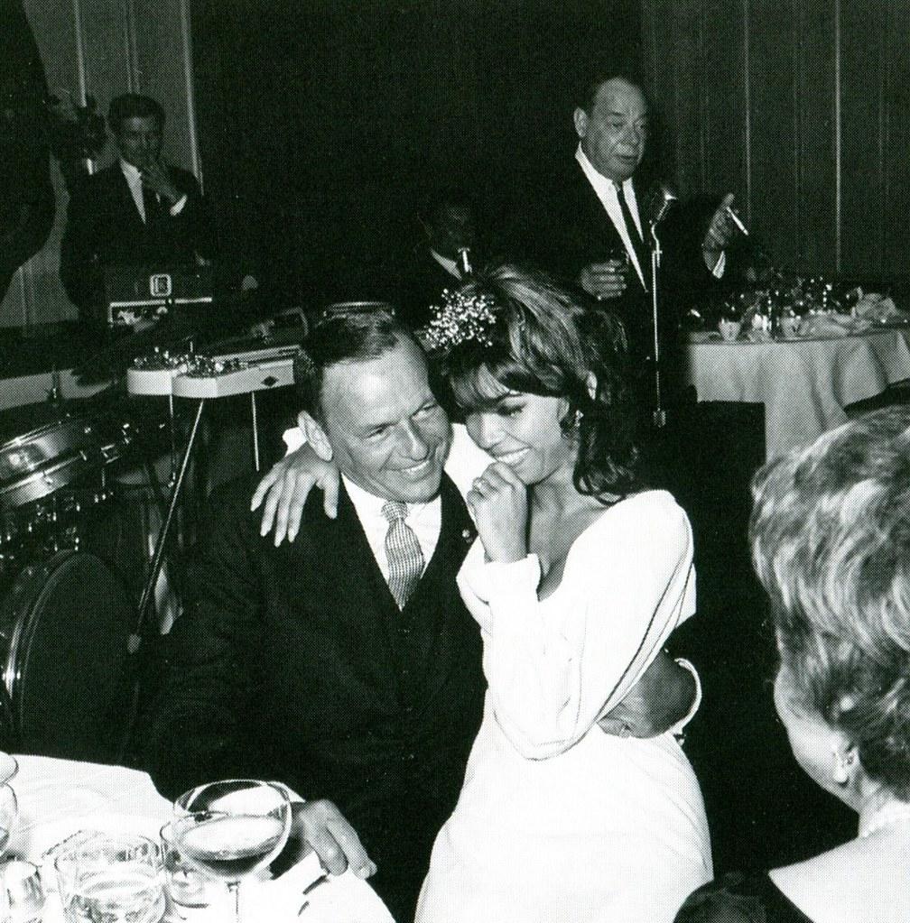 Frank Sinatra and Nancy Sinatra