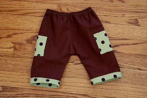 baby pants!
