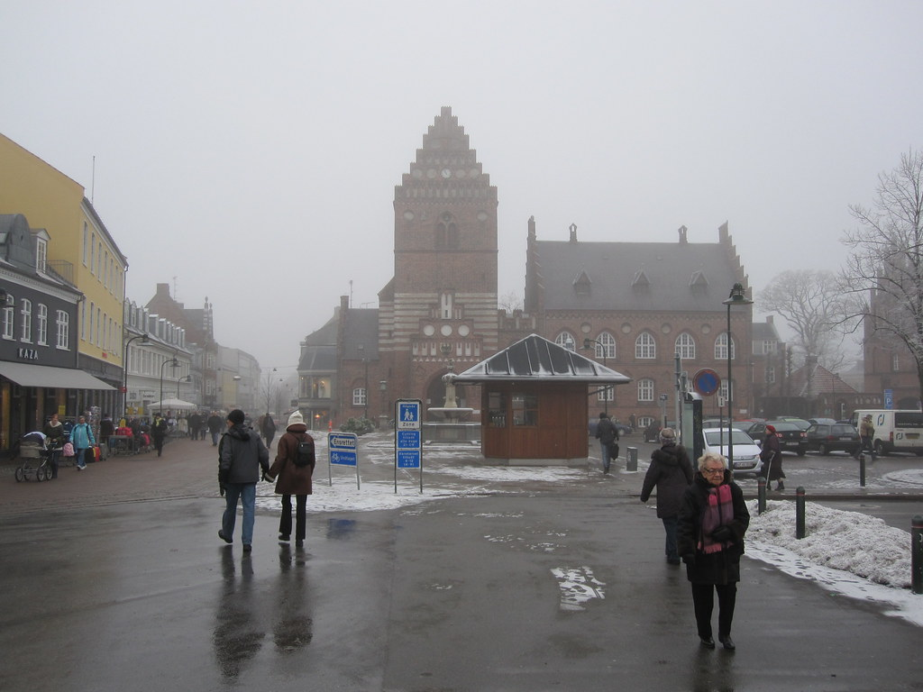 Old City Hall Roskilde