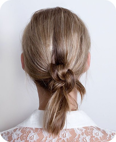 double-hair-knot