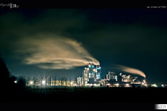 16|50 - The Factory (HD Photographie) Tags: panorama night project factory pentax hd 50 nuit hdr usine projet herv k7 2011 dapremont hervdapremont project50|50