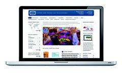 Website (Wild Dog Design) Tags: travel design graphicdesign webdesign wilddog travelwebsite coxkings wilddogdesign