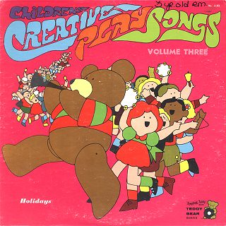 Children's Creative Play Songs