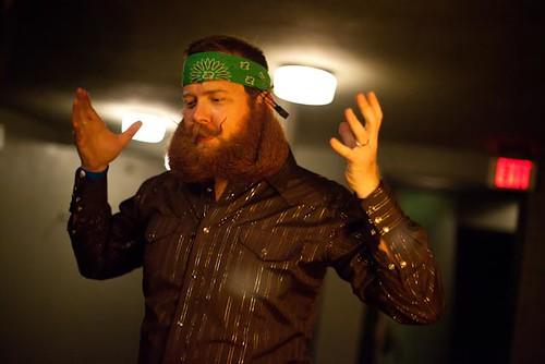 2011 West Coast Beard & Mustache Championships @ Crystal Ballroom