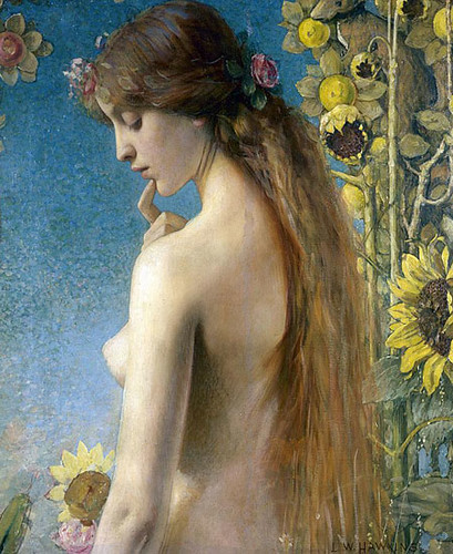 Louis Welden Hawkins-Clytie