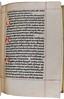 Manuscript rubrication in Gerson, Johannes: De mendicitate spirituali cum orationibus et meditationibus diversis