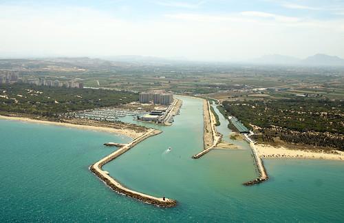 Urbincasa.Residencial Puertomarino. Guardamar del Segura, Alicante.