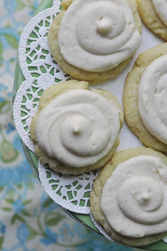 Browned Butter Cookies