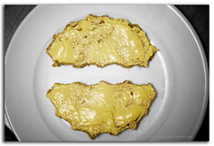 Art Of eating (sachinvijayan) Tags: ireland dublin food art yellow breakfast dinner bread fun nikon eating plate health butter laugh bite hungry d3 calories 105mm breadandbutter tallaght reddotstudio reddotstudios