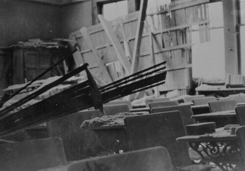 courtenay elementary earthquake 1946
