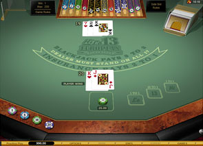 Hi Lo 13 European Blackjack Gold