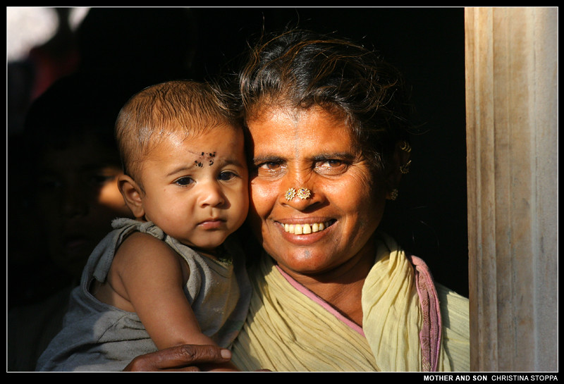Mother and Son (Kurokami) Tags ladies girls boy woman baby india boys girl  sc 1 st  Fiveprime & The Worldu0027s most recently posted photos of andhrapradesh and farmer ...
