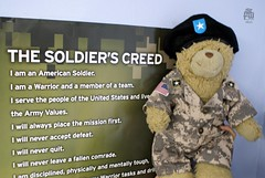 Day 15 - The Soldiers Creed