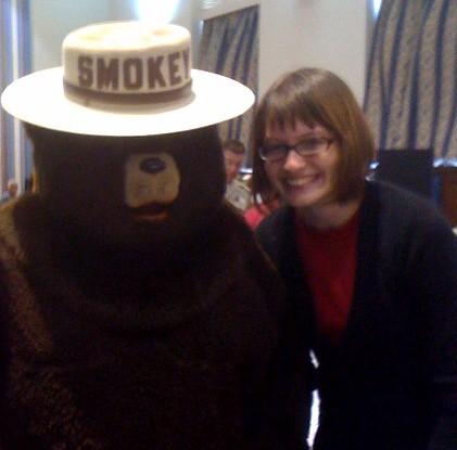 Anna & Smokey
