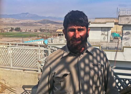 Mostafa, House Commander