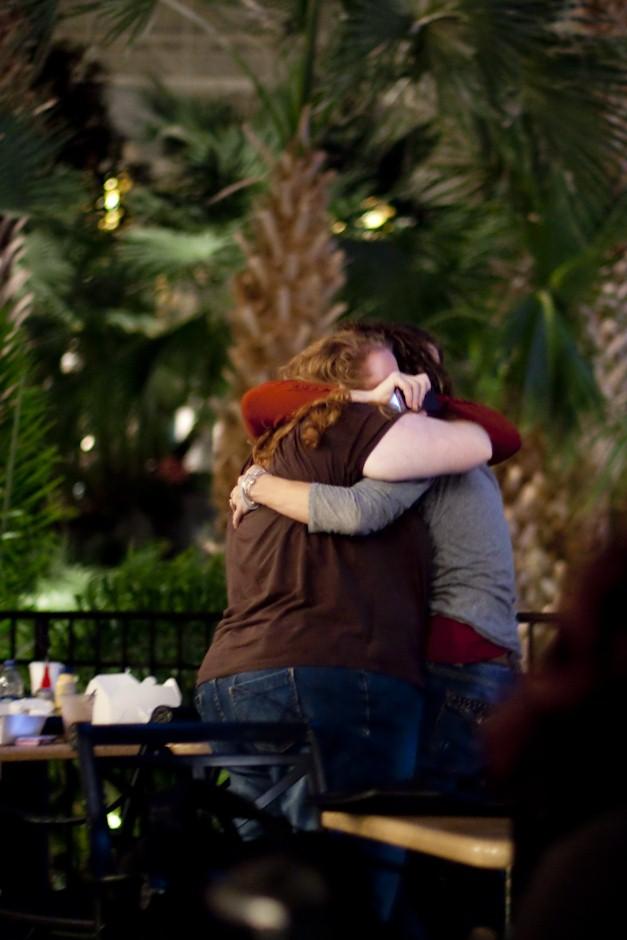 Blissful Hugs
