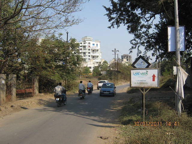 Visit to Pristine Pacific - 1 BHK & 2 BHK Flats in Datta-Nagar, Ambegaon Budruk - Katraj, Pune 411 046 - Narhe Katraj Road - To Lake Vista, via Datta-Nagar Chowk