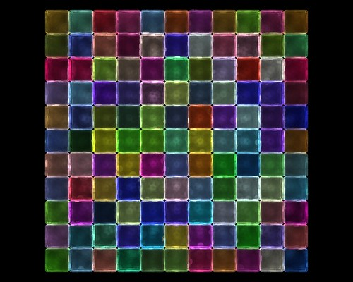 Glass & Tiling Experiments