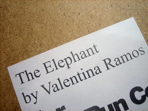 the elephant by vr