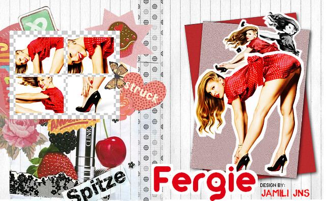# Fergie by @JamiliJonas