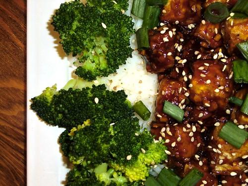 General's Tofu