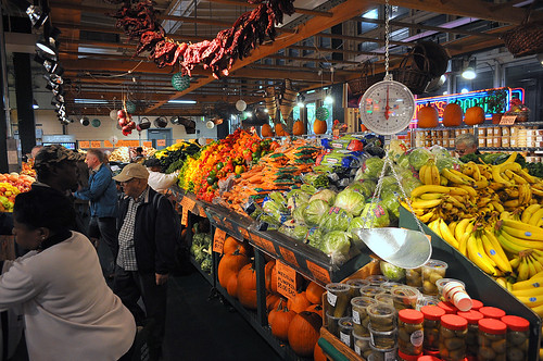 Reading Terminal Market - Philadelphia (USA)