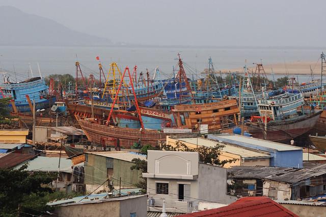 Vung Tau shipyard