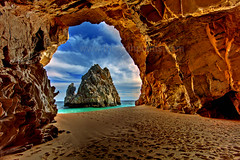 The Cave at Lands End - Cabo San Lucas
