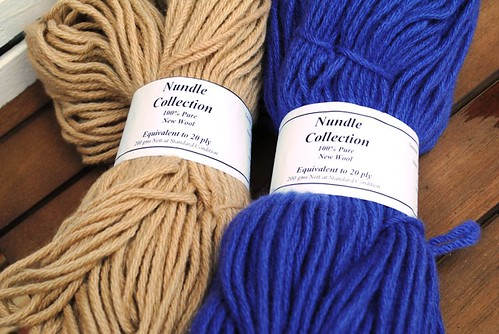 nundle wool