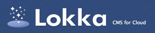 Lokka - CMS for Cloud