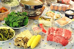 Shabu-shabu at Home