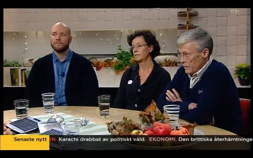 TV4 Nyhetsmorgon - Hur är det att verka som svensk i Afghanistan