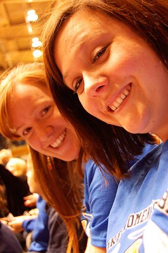 Megan & Laura