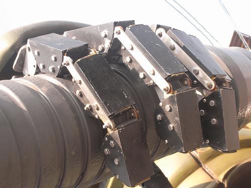 ザク風大型ロボット@天理市-10