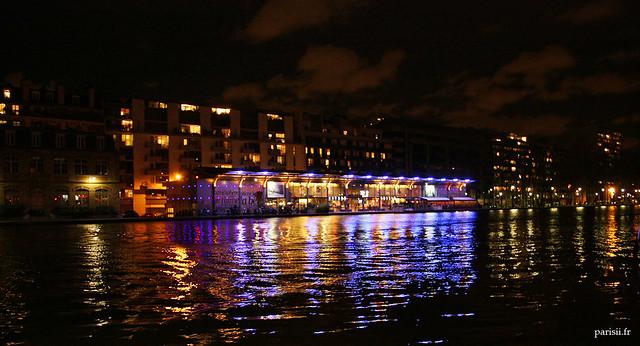 De l'autre coté, le MK2 Quai de Seine