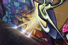 NEW VIDEO: Bims, Paum, Reso (GhettoFarceur) Tags: france french graffiti spray spraypaint toulouse ghetto gf paum sarin reso bims farceur nbq graffuturism