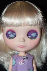 Up, Up & Away Custom #6~Eyelid Detail