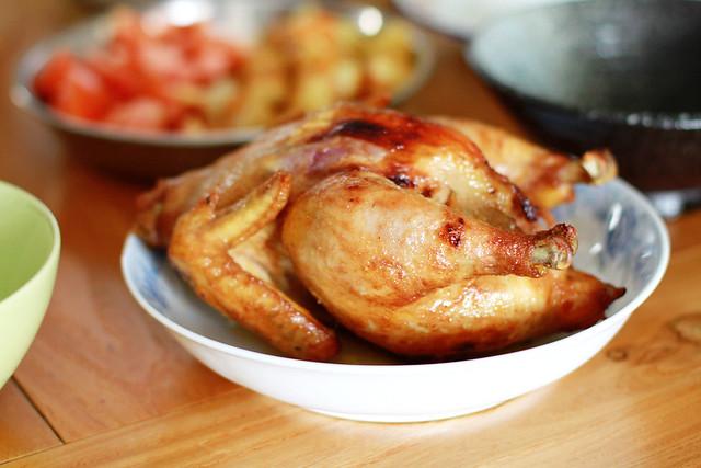 Ayam Panggang Bumbu Terasi
