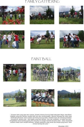 Profile Villa Sido Mukti - Family Gathering & Paint ball