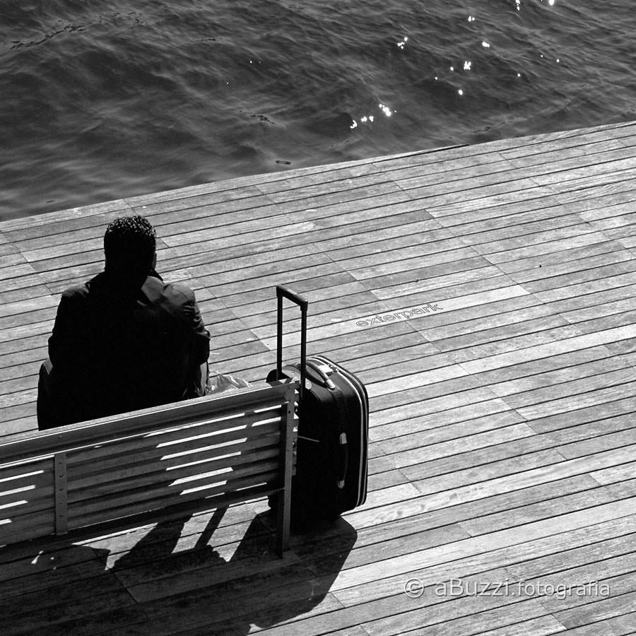 el viatger solitari